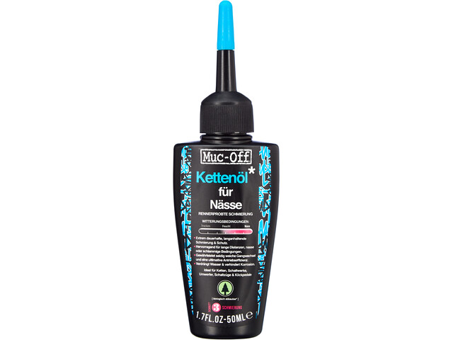 Muc-Off Wet Lube Chain Lubricant 50ml